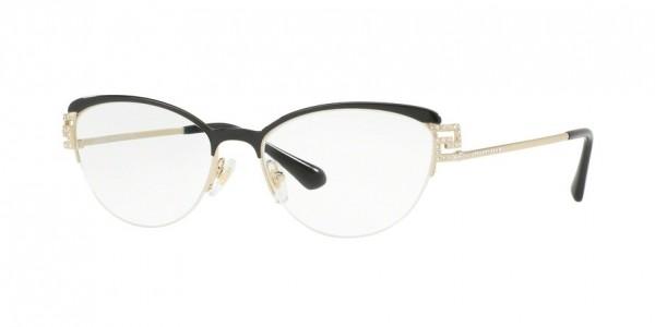 aa11a721ad Versace VE1239B Eyeglasses - Versace Authorized Retailer ...