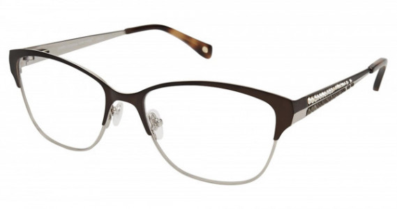 Jimmy Crystal AMALFI Eyeglasses