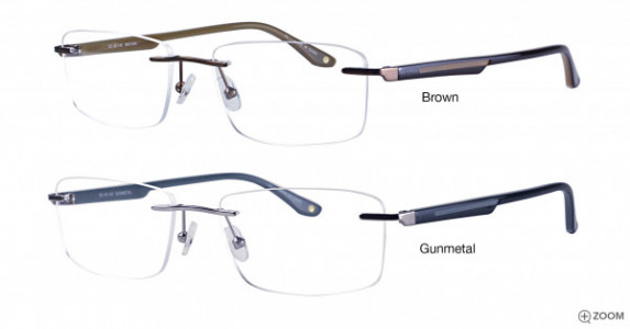 Bulova Golden Valley Eyeglasses
