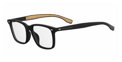 44aacceb8f3 HUGO BOSS Black Boss 0906 F Eyeglasses - HUGO BOSS Black Authorized ...