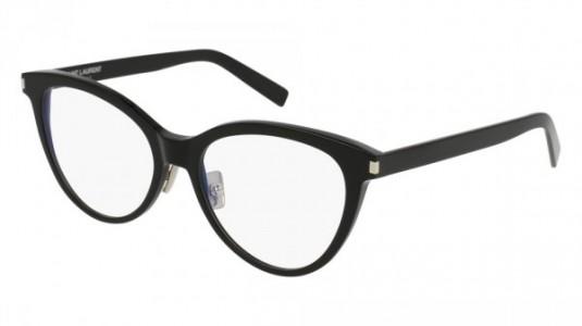 e2da9a5932 Saint Laurent SL 177 SLIM Eyeglasses - Saint Laurent Authorized ...