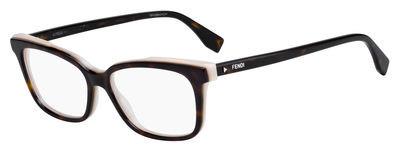 18003e53e52 Fendi Ff 0252 Eyeglasses - Fendi Authorized Retailer - coolframes.co.uk