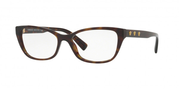 c466d79e6c1c Versace VE3249 Eyeglasses - Versace Authorized Retailer - coolframes ...