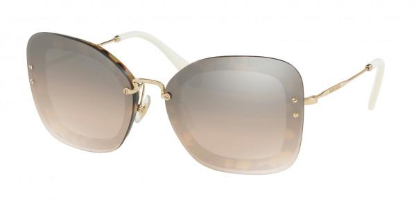 5f3dc1561eb99 Miu Miu MU 02TS CORE COLLECTION Sunglasses - Miu Miu by Prada ...