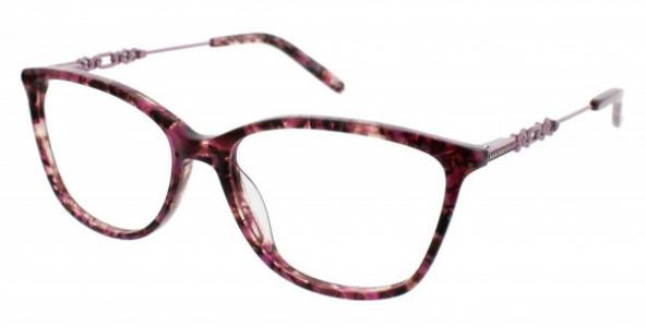 8be16e9c238 Jessica McClintock JMC 4042 Eyeglasses - Jessica McClintock ...
