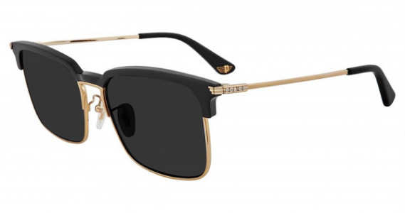 Police SPL576E Sunglasses, Black Gold 0300