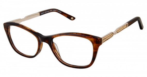Jimmy Crystal NAXOS Eyeglasses