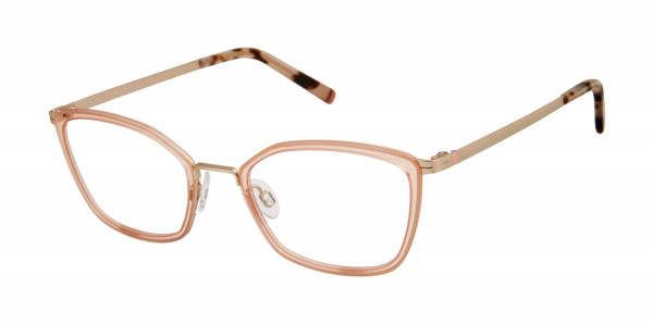 Humphrey's 581062 Eyeglasses, Blush/Gold - 50 (BLS)