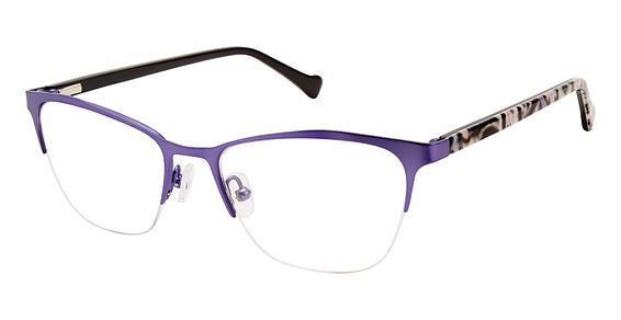 Betsey Johnson FLUTTERBY Eyeglasses