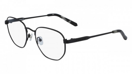 Eyeglasses DRAGON DR 162 BENNY 002 SATIN BLACK