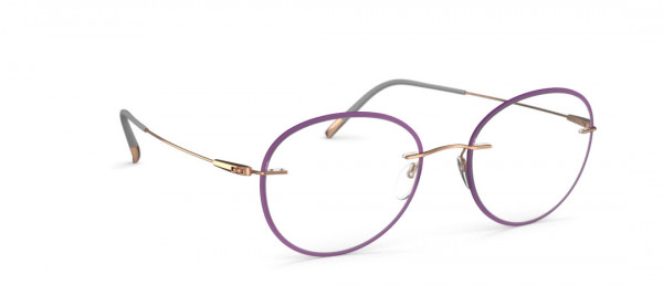 Silhouette Dynamics Colorwave Core. Accent Rings gy Eyeglasses
