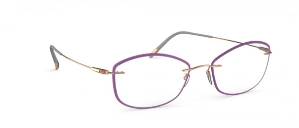 Silhouette Dynamics Colorwave Core. Accent Rings jb Eyeglasses