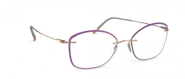 Silhouette Dynamics Colorwave Core. Accent Rings je Eyeglasses