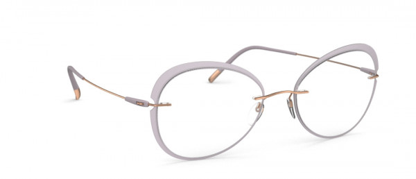 Silhouette Dynamics Colorwave Highlight. Accent Rings if Eyeglasses