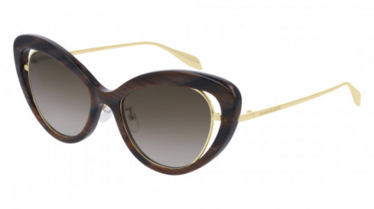 Alexander McQueen AM0223S Sunglasses