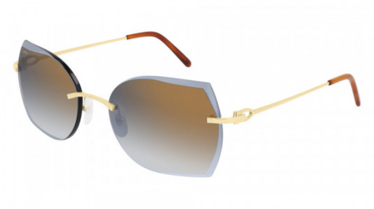 Cartier CT0004RS Sunglasses