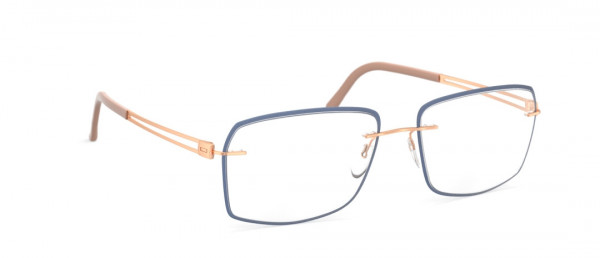 Silhouette Aperture Accent Rings JH Eyeglasses