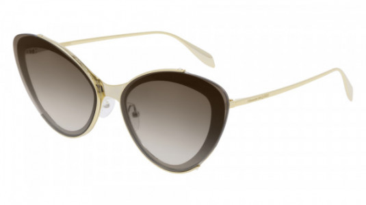 Alexander McQueen AM0251S Sunglasses