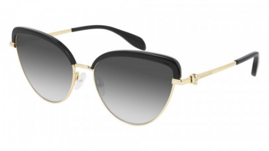 Alexander McQueen AM0257S Sunglasses