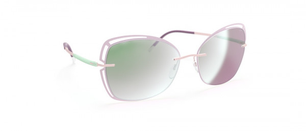 Silhouette Accent Shades 8177 Sunglasses