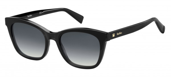 Max Mara Max Mara Eyebrow Sunglasses, 0R6S Gray Black