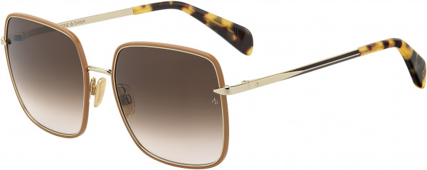 rag & bone Rag & Bone 1032/S Sunglasses
