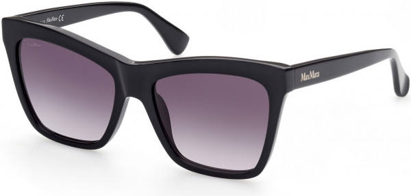 Max Mara MM0008 Logo2 Sunglasses