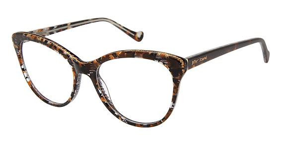 Betsey Johnson DIVA DAYS Eyeglasses