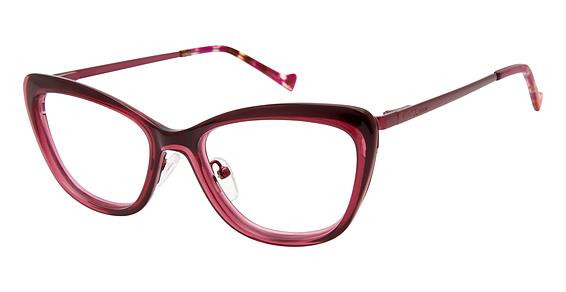 Betsey Johnson DOUBLE LIFE Eyeglasses