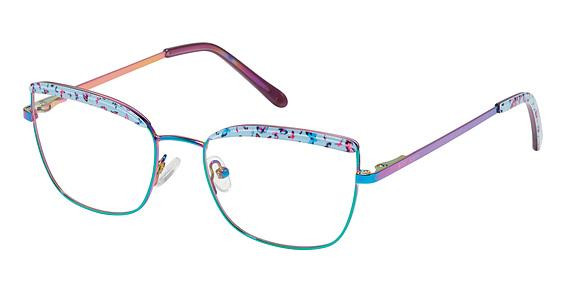 Betsey Johnson GOSSIP GIRL Eyeglasses