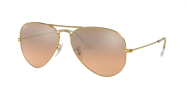 1f7632823 Ray-Ban RB3025 AVIATOR Sunglasses - Ray-Ban Authorized Retailer ...
