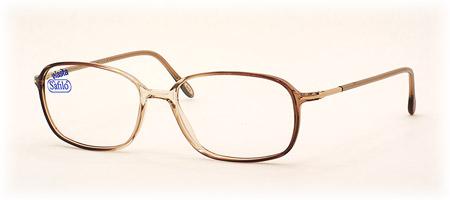 BROWN 00 0U07 Safilo Elasta ELASTA 1607 Eyeglasses