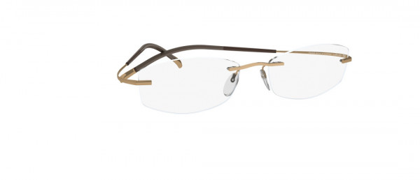 Silhouette TMA Icon 4248 Eyeglasses (Chassis #7581) - Silhouette ...