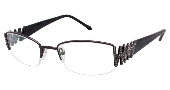 Tura TE223 Eyeglasses - Tura Authorized Retailer - coolframes.co.uk