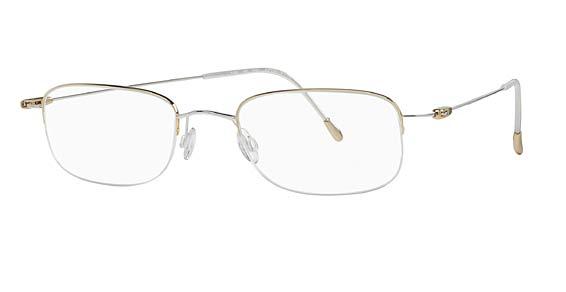 Silhouette 7488 Eyeglasses (Casual Metallic Art) - Silhouette ...