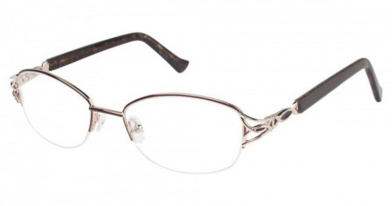 Tura R908 Eyeglasses - Tura Authorized Retailer - coolframes.co.uk