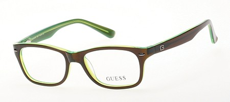 28457654cc Guess GU-9145 Eyeglasses - Guess Authorized Retailer - coolframes.co.uk