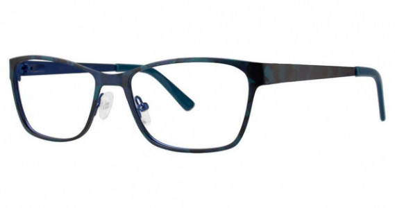 Genevieve Abstract Eyeglasses