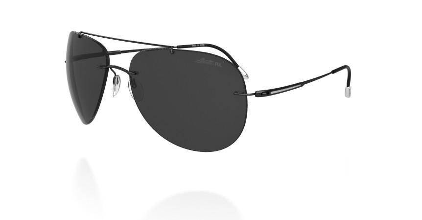 755aec7c8e Silhouette 8623 Sunglasses - Silhouette Rimless Authorized Retailer ...