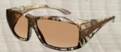 Haven HNS BRK CAMO/BRN ML PL/AMB ASM(BRECKENRIDGE) Sunglasses